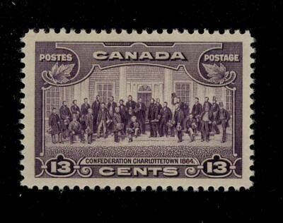 Canada  224 SG 348  MNH XF 13c George V Pictorial  [4455]