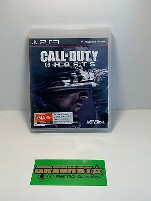 CALL OF DUTY GHOSTS - PlayStation 3 🇦🇺 Seller Free And Fast Postage