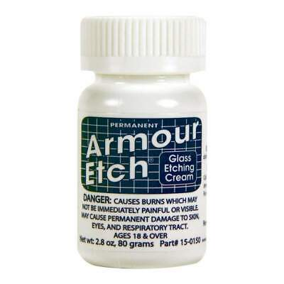 NEW Armour Etch - Glass Etching Cream Uncarded 2.8oz