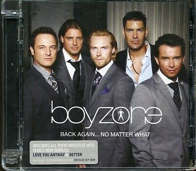 Boyzone / Back Again...No Matter What - Greatest Hits