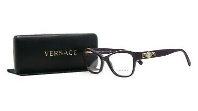 a228e4a5513f BRAND NEW VERSACE VE 3180 5039 Beige 51mm Authentic Eyeglasses ...