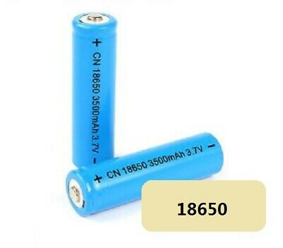 18650 battery 3500mah 3.7v 18650 battery rechargeable cells