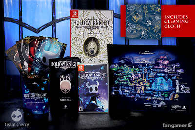 Hollow Knight Edition Collector - Précommande NEUF - Nintendo Switch