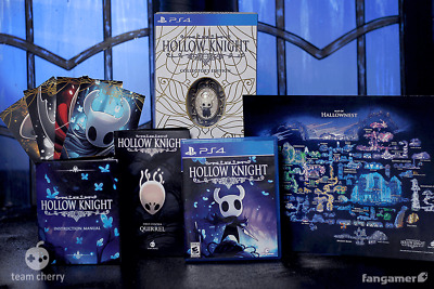 Hollow Knight Edition Collector - EN STOCK NEUF - Playstation 4 / PS4