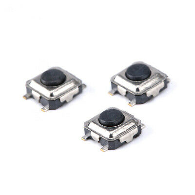 Push Button Tact Switch 3x3x1.5mm Micro Tactile Switch 4 Pin DIY SMT SMD