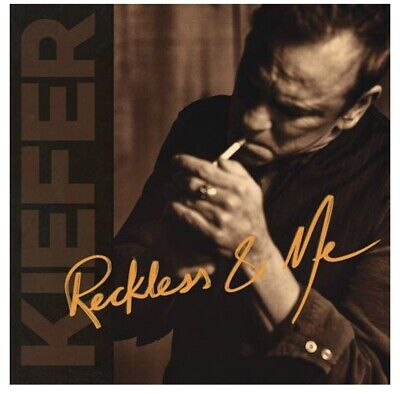 Pre Order Kiefer Sutherland Reckless And Me Album & Signed Photograph