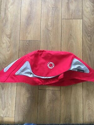 Bugaboo Cameleon Gen 1 2 3 Red Canvas Summer Breezy Hood Canopy Fabric