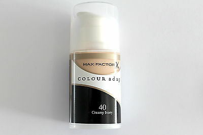 Max Factor Colour Adapt Skin Tone Adapting Foundation 34ml Please Choose Shade: