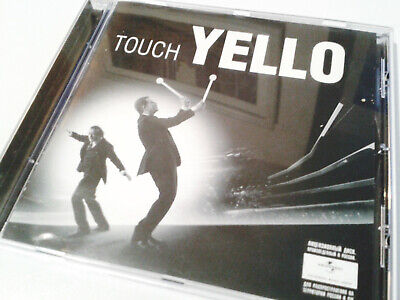 YELLO - TOUCH YELLO (Music CD 2009, Universal, EU Import) - RARE CD