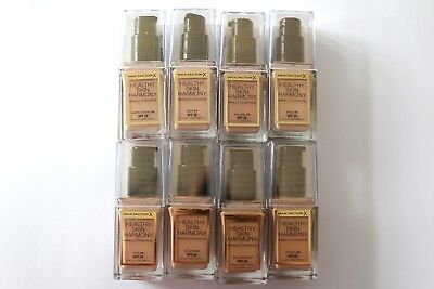 Max Factor Healthy Skin Harmony Miracle Foundation - 30ml - Please Choose Shade: