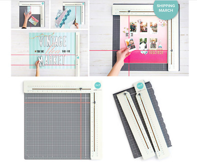 Laser Square&Mat by We R Memory Keepers Scrapbooking Quilting Cardmaking Stampin