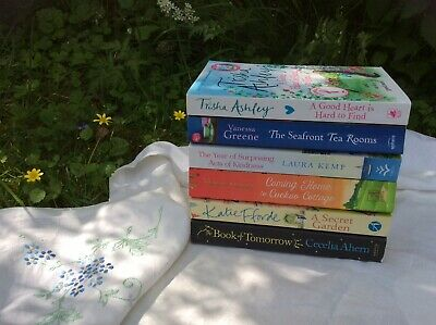 Women's Fiction 6 X Book Bundle Chick Lit Romance Summer Holiday Read