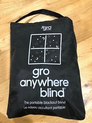 Gro Company Gro Anywhere Blackout Blind in excellent condition - used once