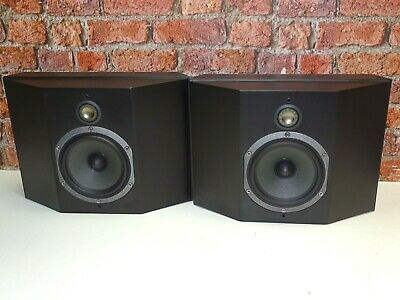 PAIR OF FOCAL Chorus V Home Theatre Cinema Rear Surround Sound Loud Speakers