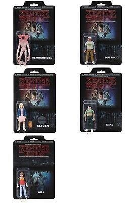 Stunning Stranger Things PVC Action Figure Collectible Toy Gift For 15+ years.