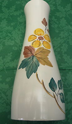 """large tall Radford hand painted vase flowers display collect 9 """" 23 cm excellent"""