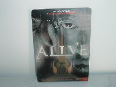 Alive - Coffret Metallique 2 Dvd (Edition Speciale) Mad Asia Collection