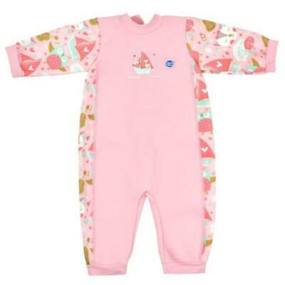 Splash About Warm in One Fleece Lined Baby Wetsuit | Owl and The Pussycat