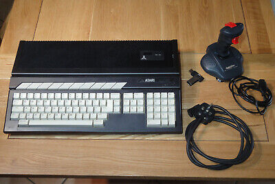 Atari 520ST with 1MB Ram custom case & Gotek USB flash drive installation .