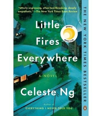 Little Fires Everywhere By Celeste Ng Ebook