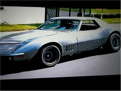 1972 Corvette 4 speed 1972 chevy corvette 4 speed 32,655 Miles cilver  355 Manual