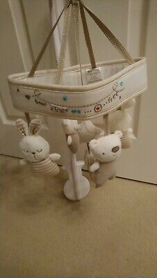 Babies R Us Bear Hugs Musical Cot Mobile
