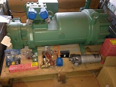 BITZER HSK 5363-40 Semi Hermetic Air Conditioning Compressor