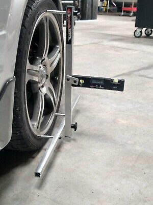 Portable Wheel Alignment by QuickTrick Made in the USA