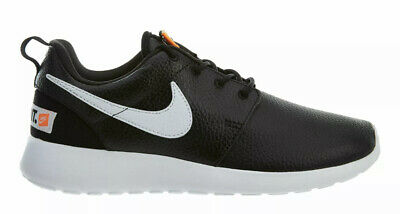 1873c8e899721 Women Nike Roshe One PRM Running Lifestyle Shoes Sneakers Black 833928-008