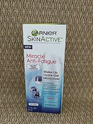 Garnier Skin Active Miracle Anti-Fatigue Gel Moisturizer 1.7 oz Health & Beauty