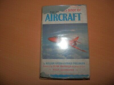 Observer's Book of Aircraft Frederick Warne 1954 William Green
