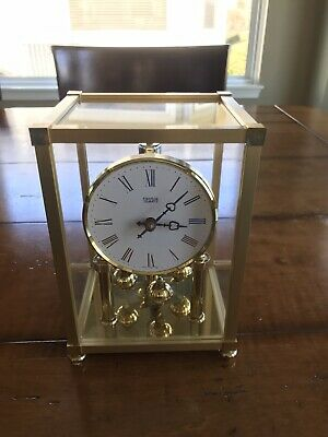 Hermle Quartz Mantel/Shelf Clock