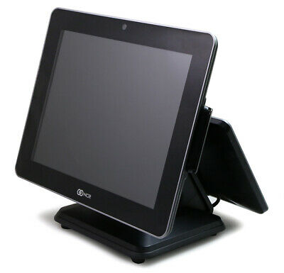 "7761-3021 NCR P1535 POS Terminal, 15"" Display, MSR, XD10 Rear Display"