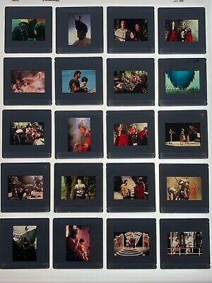 20 Time Bandits Movie 35mm Photo Slide Transparencies Vintage Lot #3