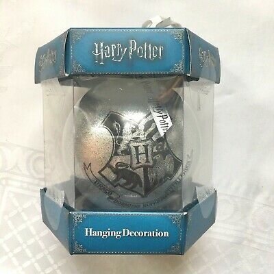 NEW Harry Potter Christmas Tree Ornament Ball Hanging Bauble Decoration Gift