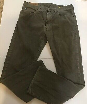 lowest discount on wholesale great discount for GAP 1969 Men's Olive Green STRAIGHT Leg Corduroy Pants - Size 31X30
