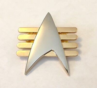 Star Trek The Next Generation: Future Imperfect Communicator Badge