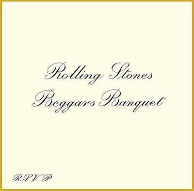 Rolling Stones Beggars Banquet 50th Anniversary Edition Remastered CD NEW