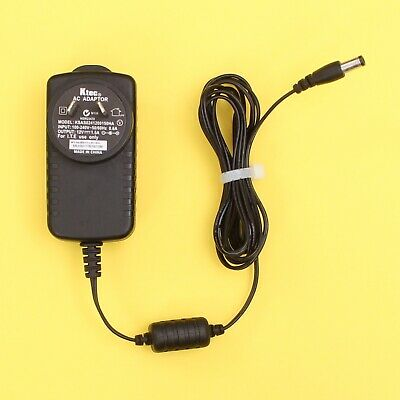 12V Ktec AC Adapter KSAS0241200150HA AC-DC Switch Mode Hard Drive Power Supply