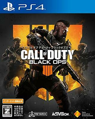 """Ps4 Call Of Duty Black Ops 4Cero Rating """"Z"""""""