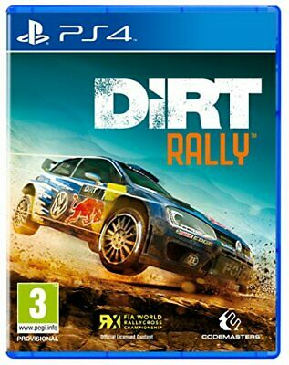 Dirt Rally (Ps4) (Import Version)
