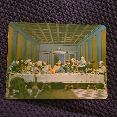 The Last Supper - 3-D Collector Series - Lenticular Postcard
