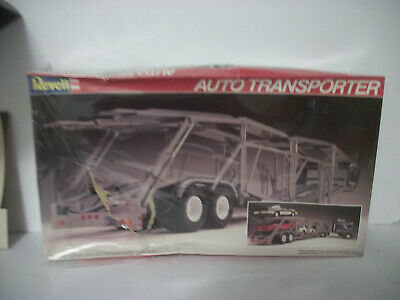 Revell Auto Transporter Model 1/25TH Scale #7424