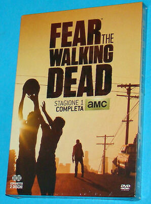 Fear The Walking Dead - Stagione 1 completa - DVD