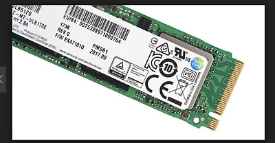 NEW SAMSUNG PM981 256GB PCIe NVMe SSD 250GB Solid State Drive FASTEST NEW model