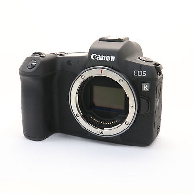Canon EOS R Mirrorless Digital Camera Body 30.3MP Full-Frame -Near Mint- #31