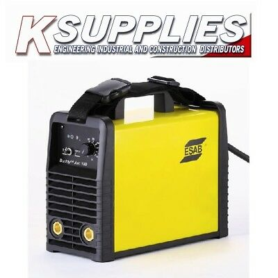 Esab 180amp Buddy Arc Tig Welder (2 year warranty) ***Next day Delivery***