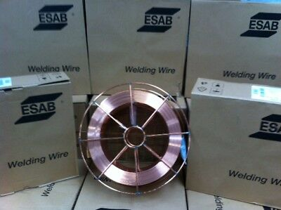 Esab 0.8mm 15KG Mig Welding Wire G3SI1 ***Next Day Delivery***