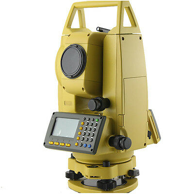 "SOUTH NTS-312R  2"" TOTAL STATION with SD card guide data laser plummet"
