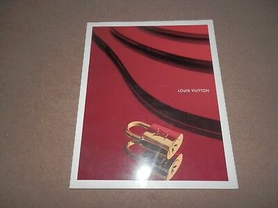 Louis Vuitton Bags Shoes Jewellery Catalogue  2007